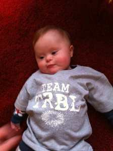 Introducing the captain of Team TRBL  Mar '12