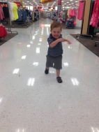 T at Target 8-14