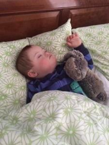 t asleep -- 2  1-15