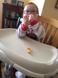 t eating w glasses 1-15