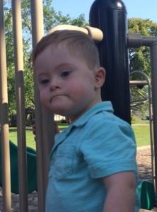 T at playground