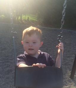 T on swing