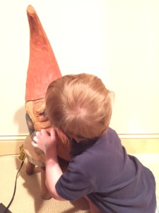 T with gnome