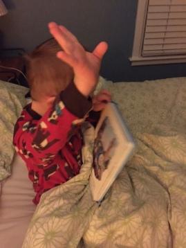 T reading 4