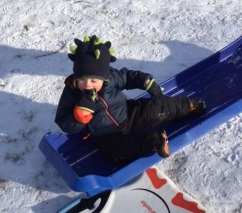 T sledding 2