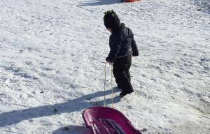 T sledding 5