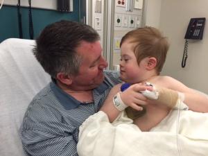 T at hospital2